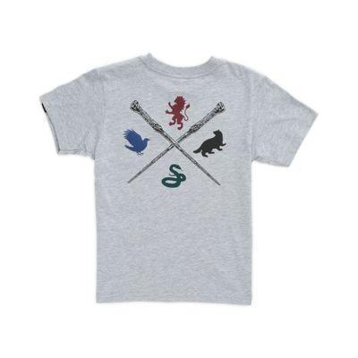 Vans Kids Vans X Harry Potter™ T-shirt (four Houses/athletic Heather)