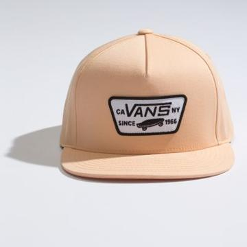 Vans Full Patch Snapback Hat (apricot Ice)