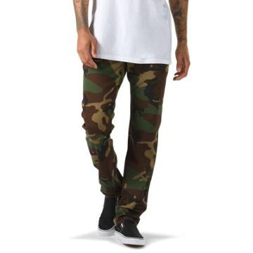 Vans Authentic Chino Stretch Pant (camo)