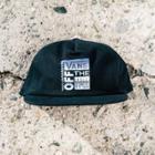 Vans Ave Shallow Unstructured Hat (black)