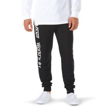 Vans Worlds #1 Fleece Pant (black)