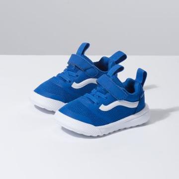 Vans Toddler Ultrarange Rapidweld (lapis Blue/true White)
