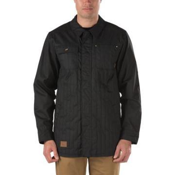 Vans Tanka Ii Jacket (black) Mens Jackets