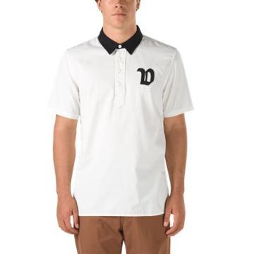 Vans Gilbert Crockett Henley Shirt (marshmallow)