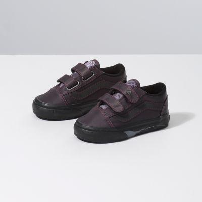 Vans Toddler Vans X Harry Potter™ Old Skool V (deathly Hallows/black)