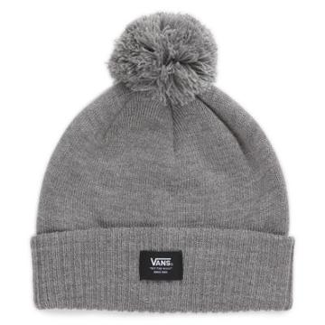 Vans Toulan Pom Beanie (heather Grey)