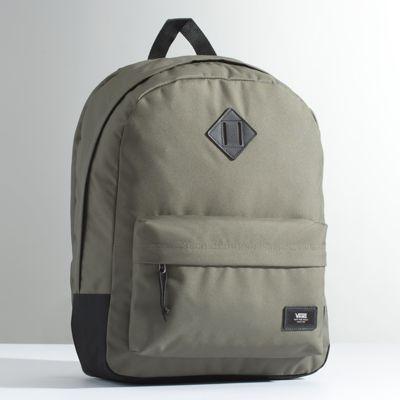 Vans Old Skool Plus Backpack (grape Leaf Black)
