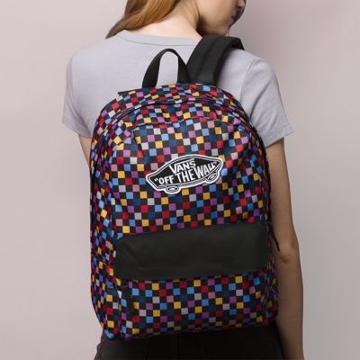 Vans Realm Solid Backpack (multicheck)