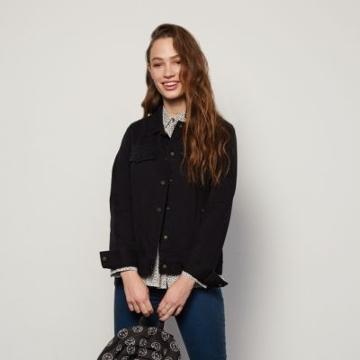 Vans Future Class Jacket (black) Womens Jackets
