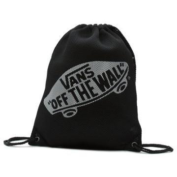 Vans Benched Novelty Backpack (black Mesh)
