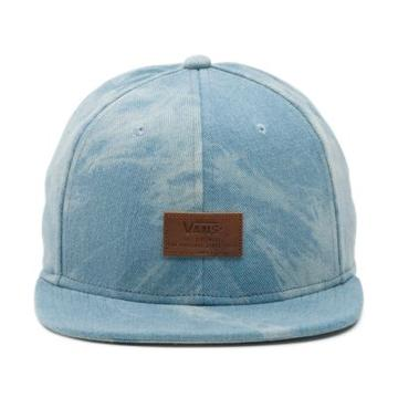 Vans Allover It Snapback Hat (acid Wash)