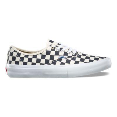 Vans Authentic Pro (checkerboard Navy)