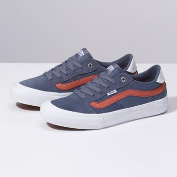 Vans Style 112 Pro (hot Sauce/grisaille)