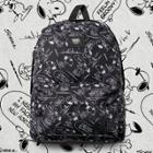 Vans X Peanuts Old Skool Backpack (snoopy)