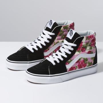 Vans Romantic Floral Sk8-hi (multi/true White)