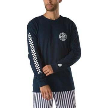 Vans Us Open Back Hit Long Sleeve T-shirt (navy)