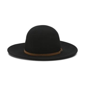Vans Tell Me Wide Brim Hat (black)