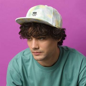 Vans Tie Dye Snapback Hat (tie Dye)