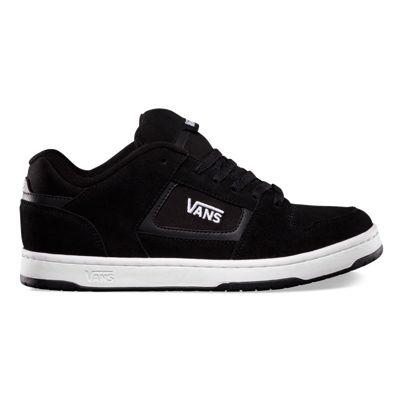Vans Docket (suede Black/white)