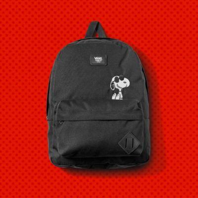 Vans X Peanuts Old Skool Backpack (peanuts)