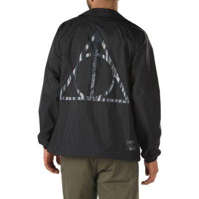 Vans X Harry Potter™ Torrey Jacket (deathly Hallows/black)