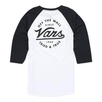 Vans Team Van Doren Raglan (white/black)
