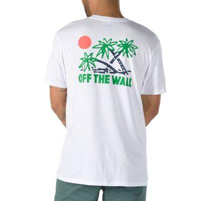 Vans Scene 12 Pocket Tee (white)