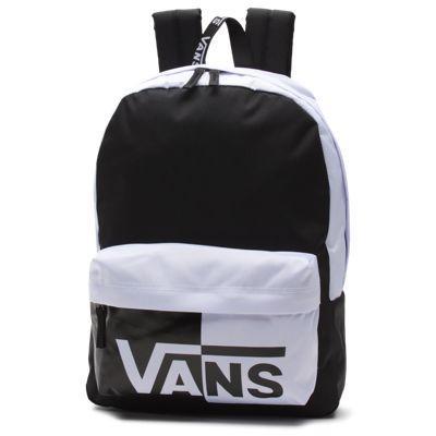 2324c5214f Vans Sporty Realm Backpack (black Divide)