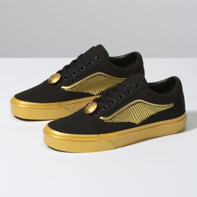 Vans X Harry Potter™ Old Skool (golden Snitch/black)