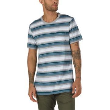 Vans Redmond Shirt (bluestone/heather Grey)