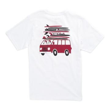 Vans Boys Yusuke Van T-shirt (white)