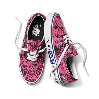 Vans Lady Vans Era (azalea Pink/true White)