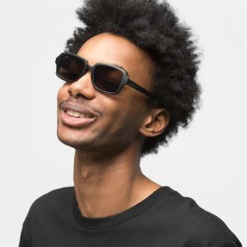 Vans Breys Sunglasses (matte Black/bronze)