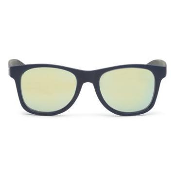 Vans Spicoli 4 Sunglasses (dress Blues-vans Scarab)