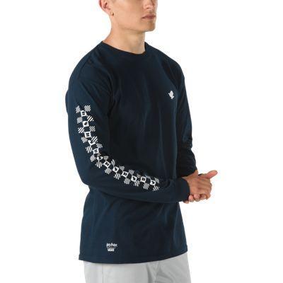 Vans X Harry Potter™ Long Sleeve T-shirt (ravenclaw/navy)