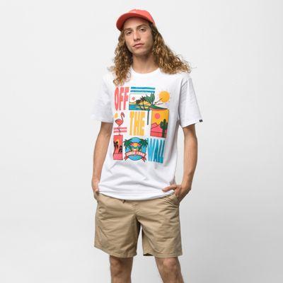 Vans Tropicool T-shirt (white)