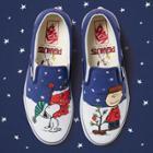 Vans X Peanuts Slip-on (charlie/tree)