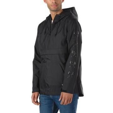 Vans Tnt Stoneridge Anorak Jacket (black Trujillo)