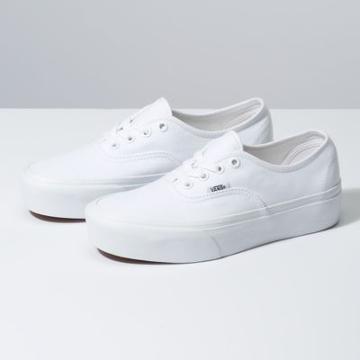 Vans Authentic Platform 2.0 (true White)