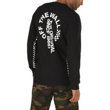 Vans Otw Distort Long Sleeve T-shirt (black)