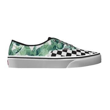 Vans Customs Leaf Me Alone Authentic Wide (customs)