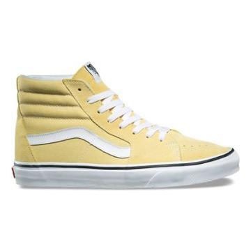 Vans Sk8-hi (dusky Citron/true White)