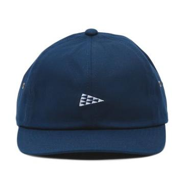 Vans X Pilgrim Jockey Hat (dress Blues)