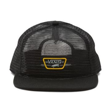 Vans Bound By Nothing Trucker Hat (black)