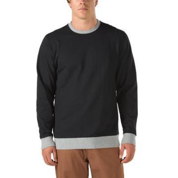 Vans Gilbert Crockett Contrast Crew Sweatshirt (black)