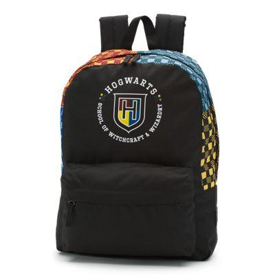 Vans X Harry Potter™ Backpack (hogwarts/black)