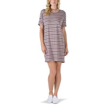 Vans Reek Havoc Tee Dress (sea Fog)
