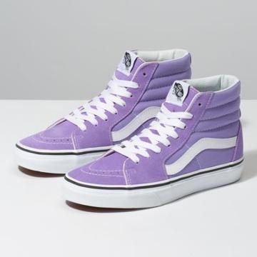 Vans Sk8-hi (violet Tulip/true White)