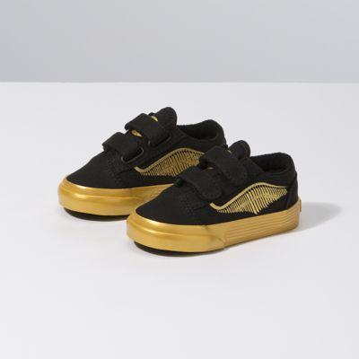 Vans Toddler Vans X Harry Potter™ Old Skool V (golden Snitch/black)