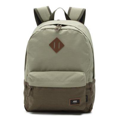 Vans Old Skool Plus Backpack (oil Green)